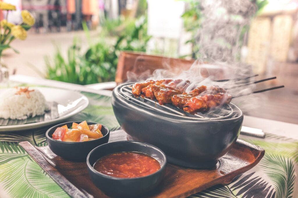Availability of Indian Cuisine in Bali